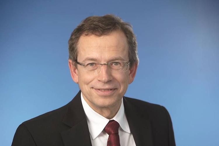 """PKV-Verbandsdirektor Volker Leienbach: """"Die Bürger erkennen zusehends, dass es bei der Pflege eine Vorsorgelücke gibt."""""""