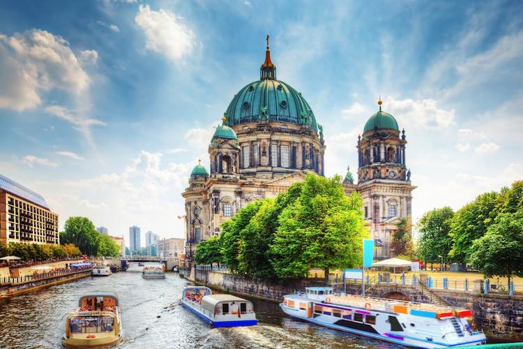 Berlin-Museumsinsel-750 in Deutsche Konjunktur schwächelt