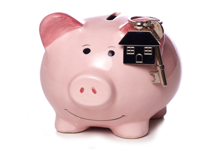 Sparen Shutterstock 156867578-Kopie-2 in Vorsorge: Bausparvertrag liegt vorne