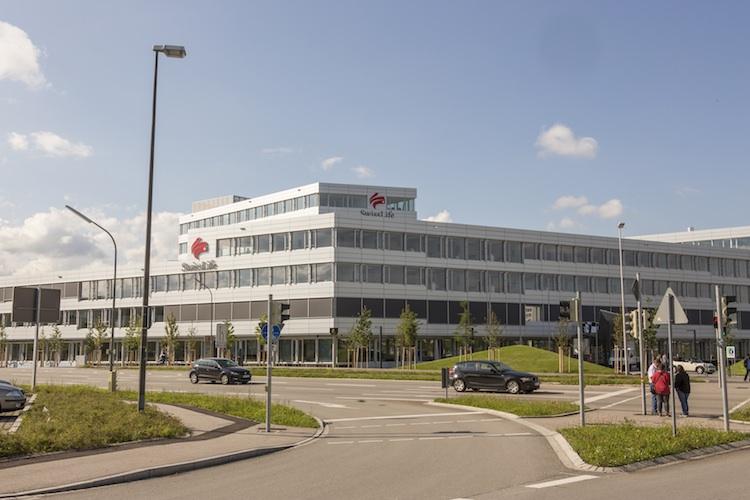 Swiss-Life-Zentrale in Swiss Life Deutschland mit neuem Sitz