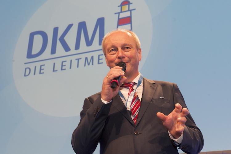 DKM-Messechef Knörrer: Wir sind am Puls der Zeit