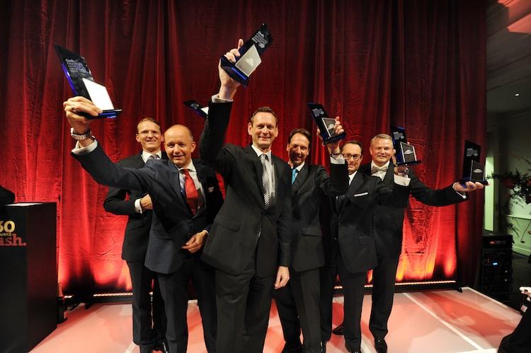 FAA-2013 in Financial Advisors Awards 2014 – Die Nominierten