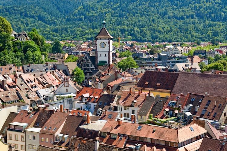 Freiburg in Freiburg mit bestem Angebot für barrierefreies Wohnen