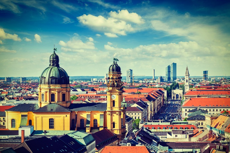 Hauspreise-Muenchen in Münchener Büromarkt erlebt Blütephase