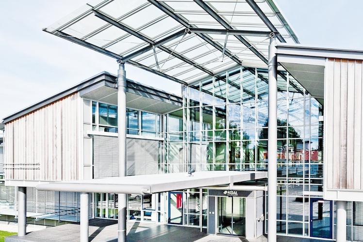 KLGAL Gebaeude A4 Rgb in KGAL: Grünes Licht für neue Gesellschafterstruktur