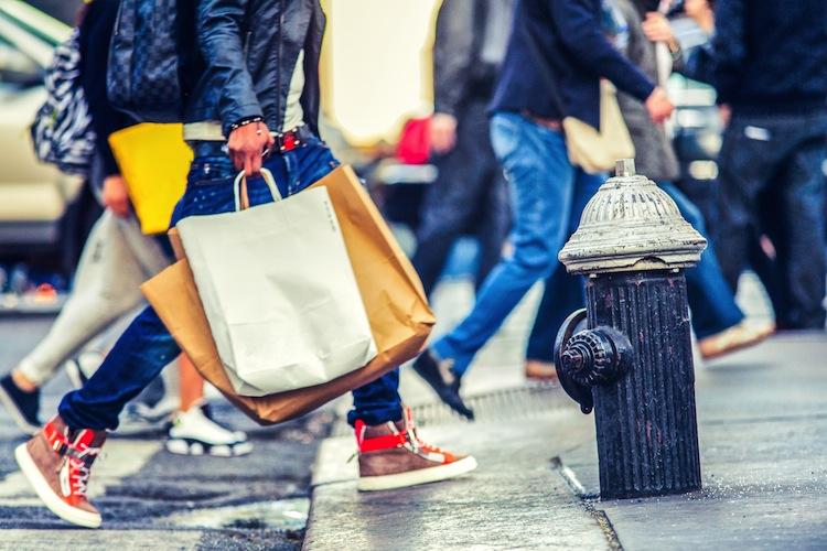 Studie: Konsumfreude der Deutschen steigt