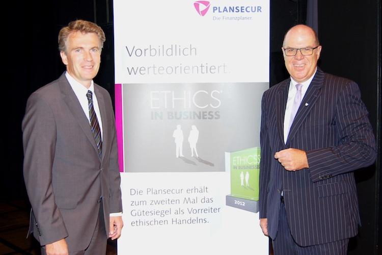 Zehnte Plansecur-Finanzplanungsmesse in Kassel