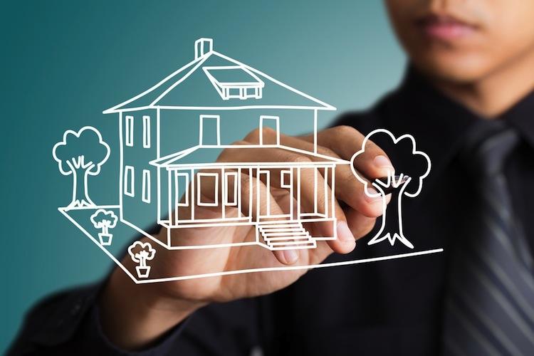 Immobiliendarlehen in Wohnimmobilien immer noch erschwinglich