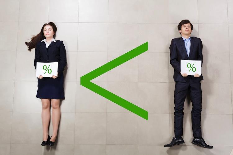 Finanzbranche: Schlechtere Aufstiegschancen für Frauen
