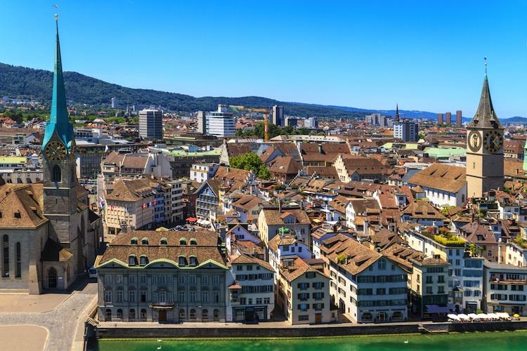 Z Rich in Hohe Preise für Schweizer Wohnimmobilien