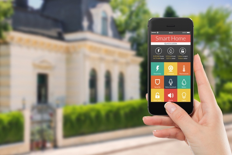 Smart-home-750-shutt 205477615 in Jeder Dritte wünscht sich ein Smart Home