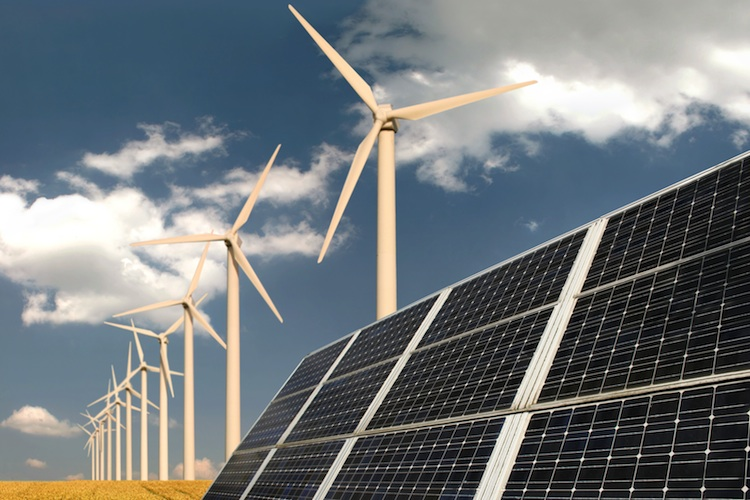 Erneuerbare-Energien-Gothaer in Globaler Branchenindex für Erneuerbare Energie schlägt MSCI World