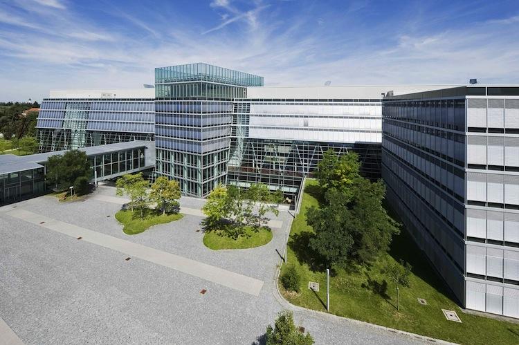 GebaeudeES21 Muenchen AllianzII in Börsen-Boom und schwacher Euro stützen Allianz