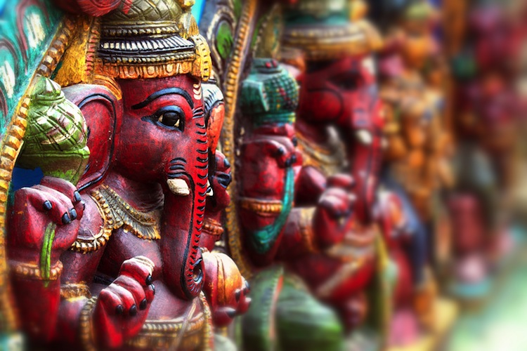 Indien-Ganesha-750 in ZyFin will indischen Renten-ETF auflegen