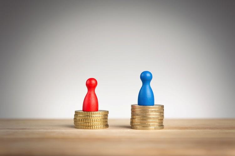 Zinsumfeld vergrößert Vermögensschere