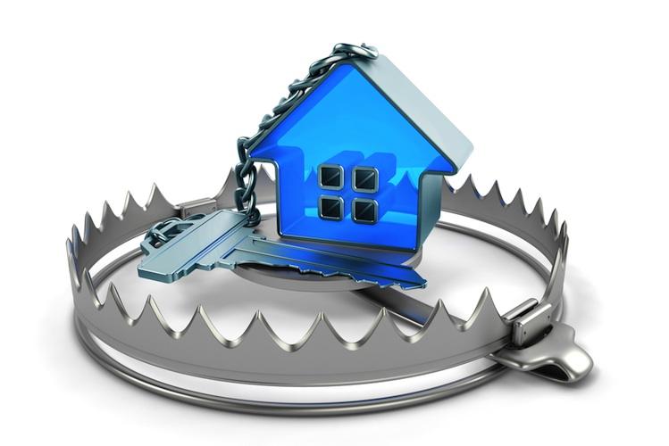 Warnung vor Immobilienbetrug