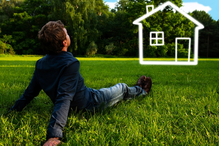Haus-traum-750-shutt 155400635 in Wohntraumstudie: Realitäten verändern die Träume
