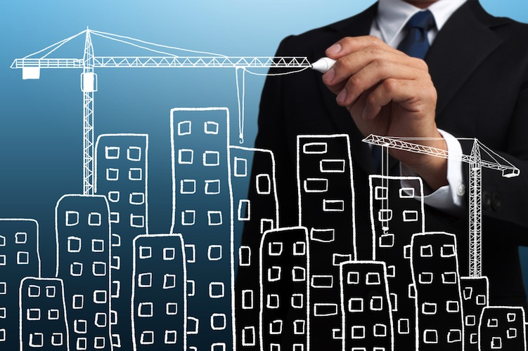 Wohnungsbau-750-shutt 123013987 in Studie: Wohnungsbau in Deutschland geht am Bedarf vorbei