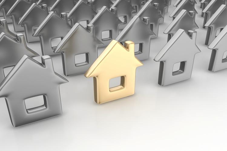 Immobilienmarkt Shutterstock 116978071-Kopie-2 in Flucht ins Betongold: Boom beim Wohnungsbau hält an