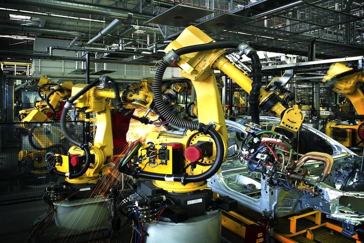 Industrie-2-750 in BVR: Deutsche Konjunktur bleibt auch 2016 aufwärtsgerichtet
