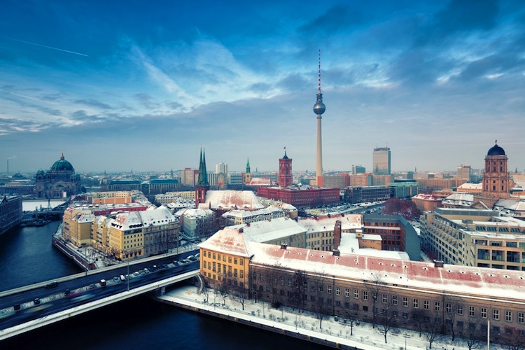 Berlin Ostdeutschland