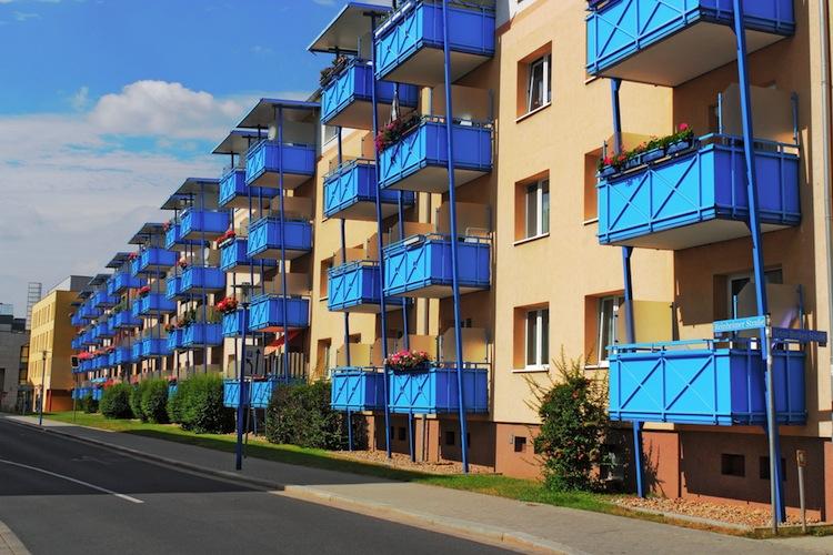 Entwicklung Wohnungsmieten