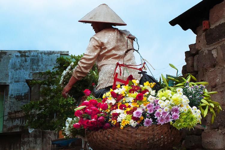 Asia-Blumen-750 in Schwellenländer unter Druck