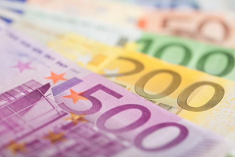 Geld750 in Depotbanken verwalten mehr Gelder