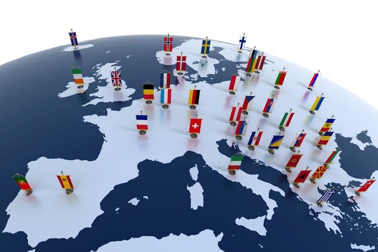Lebensversicherung mit großen Wachstumsdifferenzen in Europa