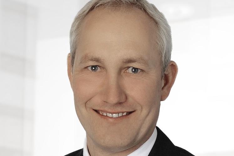 Portrait Mathias Dreyer in Project: Mathias Dreyer neuer Geschäftsführer Bankenvertrieb