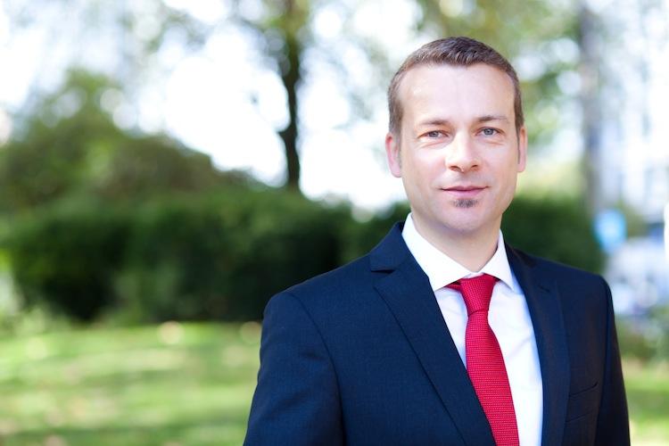Carsten Roemheld, Fidelity International