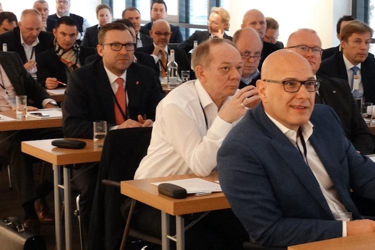 Gipfeltreffen der Vertriebsbranche am Tegernsee