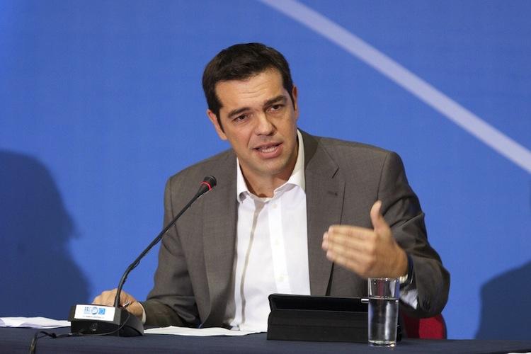 Alexis-Tsipras- in Kein schriftliches Sparkonzept aus Athen