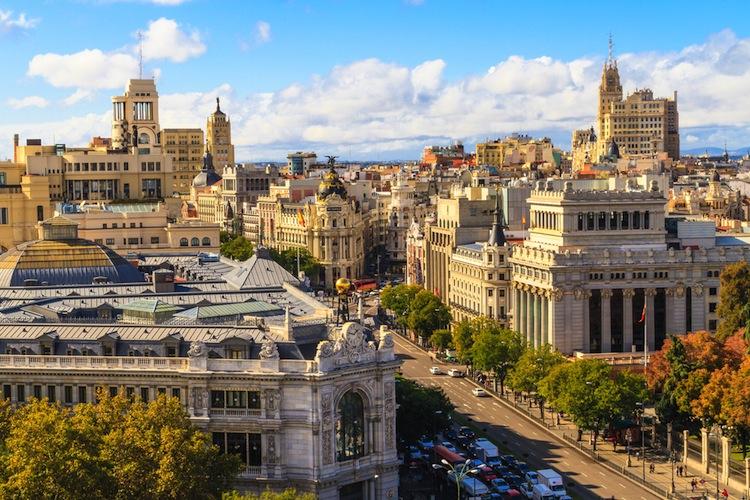 Shutterstock 146707415 in Aquila: Zweiter Hotel-Deal in Madrid