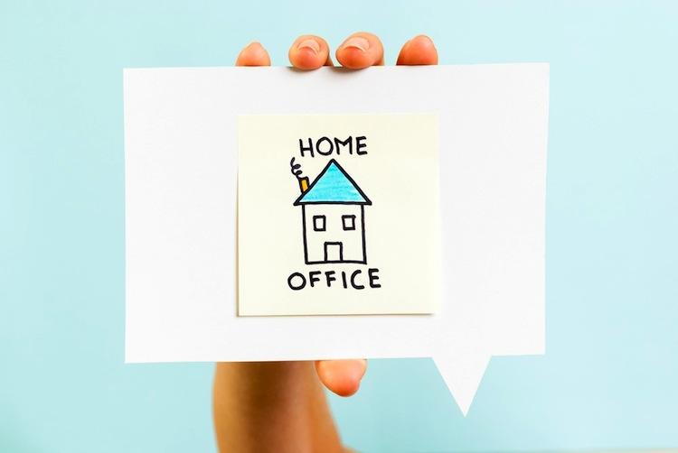 Telearbeit-homeoffice in Arbeiten im Homeoffice: Höhere Arbeitszufriedenheit, aber stärkere psychische Belastungen