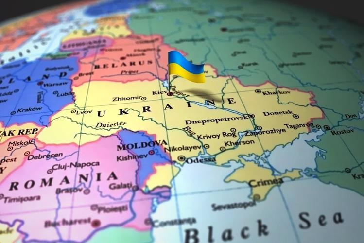 Ukraine in Ukraine steht vor wirtschaftlichem Zusammenbruch