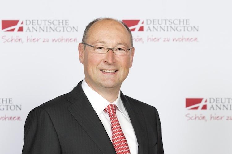 Rolf-Buch in Deutsche Annington plant weitere Übernahmen