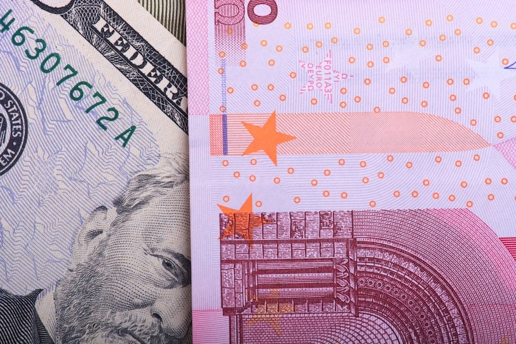 Euro-dollar in US-Dollar: Crash voraus