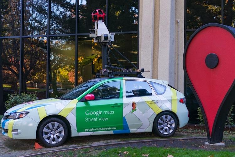 Google-conpare-vermittler in Selbstfahrendes Google-Auto wieder angefahren