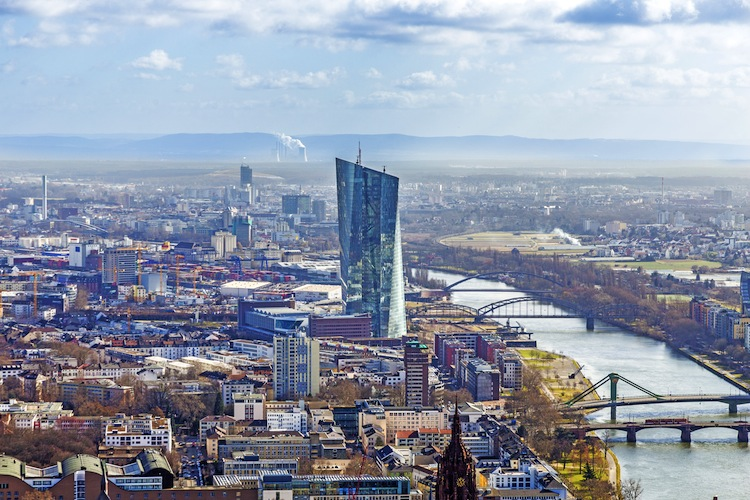 Banken-EZB-Aufsicht-Frankfurt in LGIM: Finanzierung der Weltwirtschaft durch mehr Eigenkapital, nicht Schulden