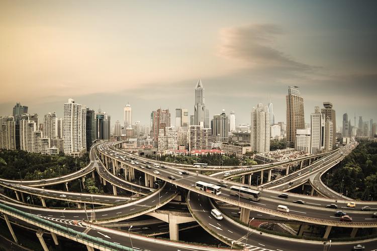 Infrastruktur-750-shutterstock 151488392 in SSGA lanciert gemischten Infrastruktur-ETF