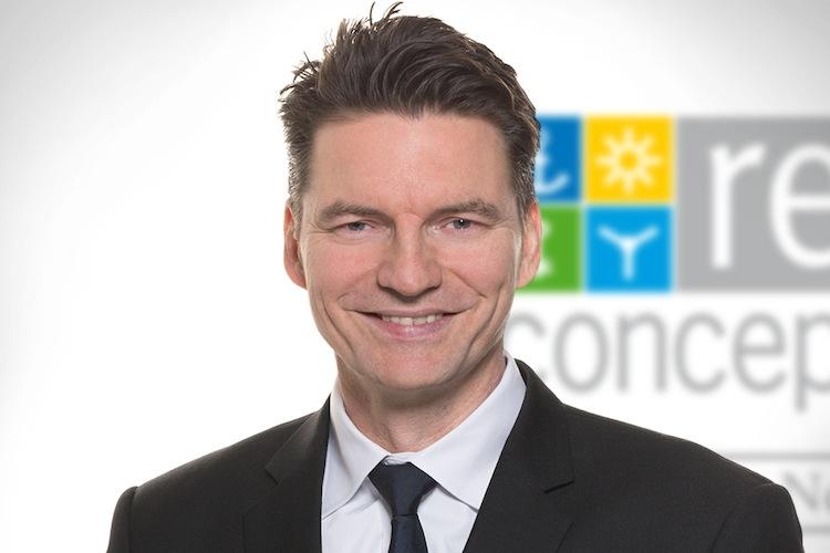Jan-Gottschalk in Reconcept holt Jan Gottschalk