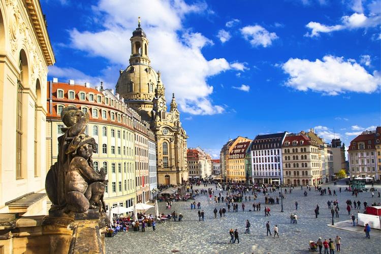 Immobilienmarkt: Dresden bleibt dynamisch