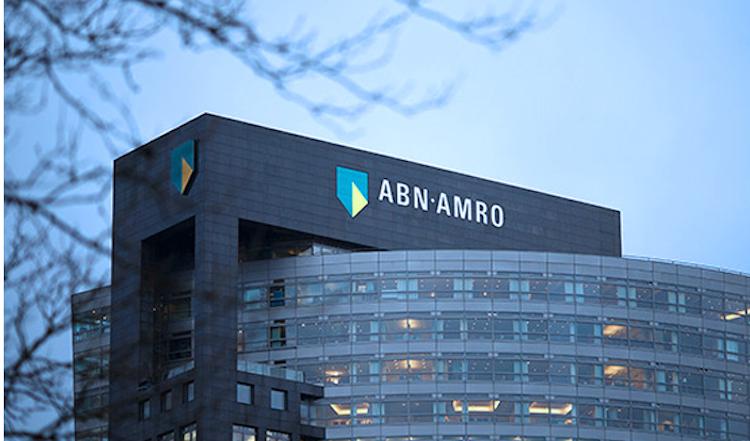 ABNAmro in Niederlande bringen verstaatlichte Bank ABN Amro an die Börse