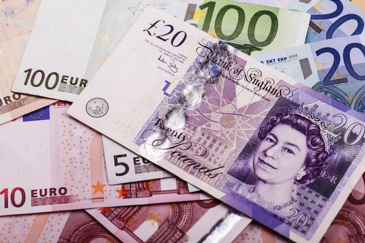 BritPound in Britisches Pfund legt nach Wahlsieg zu