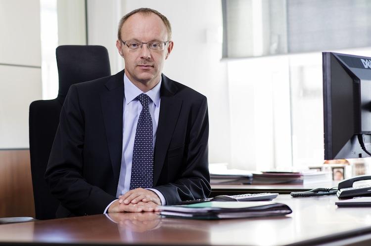 DSC3941 Alex Gadeberg in Fondsbörse: Zweitmarkt vielversprechend
