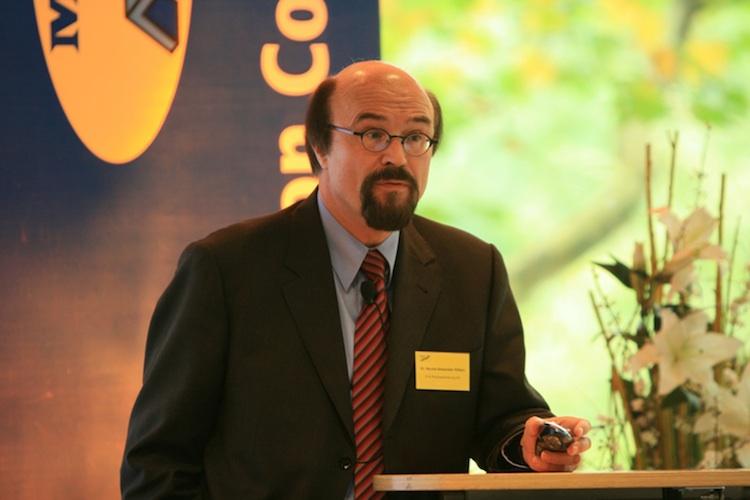 Dr -Sittaro in Qualität des Vermittlers bemisst sich am Umgang mit Gesundheitsfragen