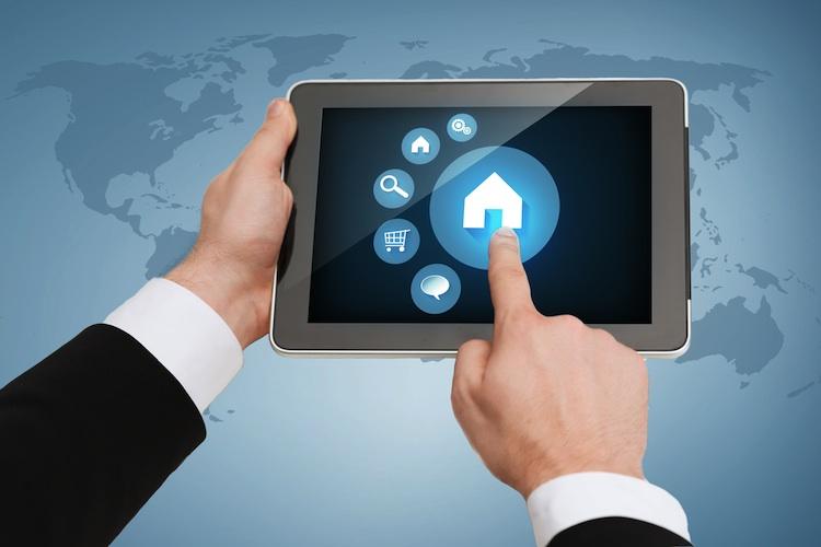 Immobilie Tablet Shutterstock 185202791-Kopie-21 in Immobilienscout24: Suche nach Immobilien erreicht Rekordniveau