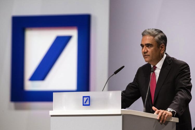 Jain in Deutsche Bank Doppelspitze: Sind auf dem richtigen Kurs