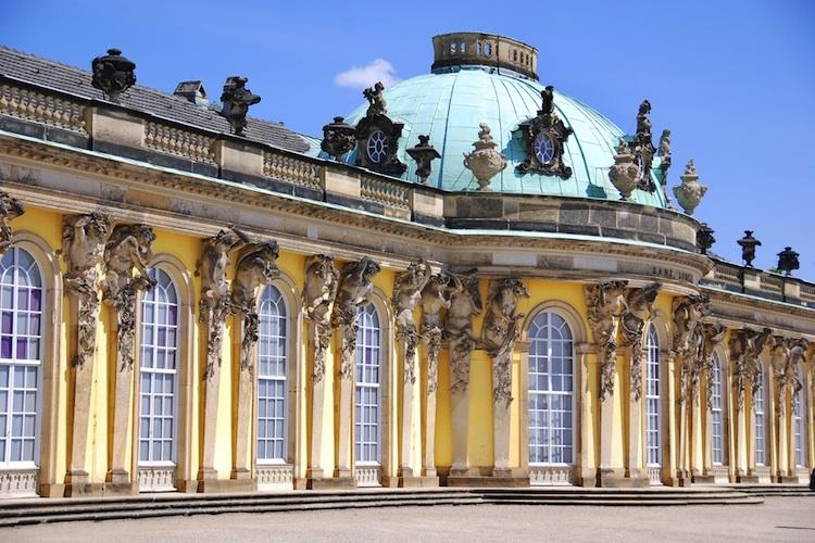Potsdam Sans Souci Shutterstock 108835934-Kopie-2 in Denkmalimmobilien: So lohnt sich der Kauf